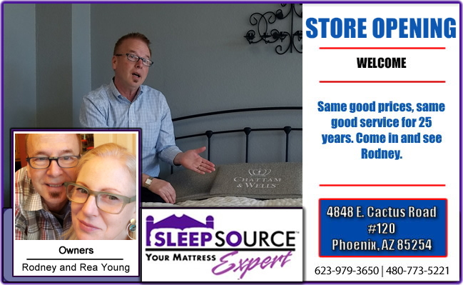 mattress store in Scottsdale AZ